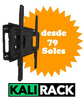 Rack para TV Perú, Venta de racks y soportes para TV