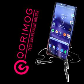 Soporte para celular de escritorio portátil | Qorimog